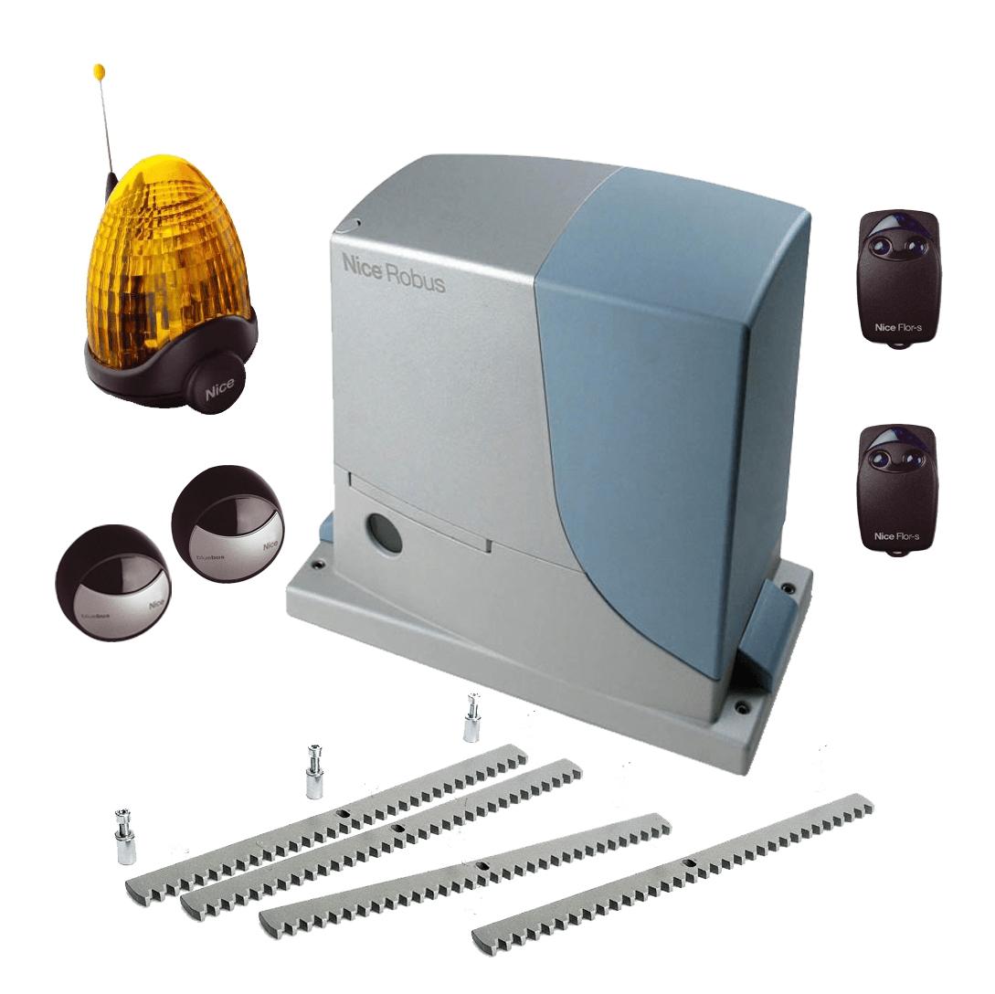 Комплект автоматика для откатных ворот ролики для откатных ворот роллтек