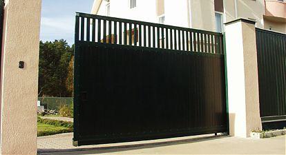 Лучшие откатные ворота